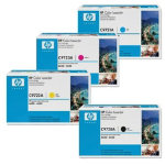 HP 641A Toner Cartridge Multipack Bundle For Laserjet 4600