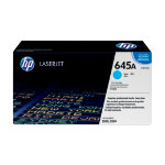 Original HP C9731A cyan toner cartridge HP No 645A