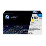 Original HP C9732A yellow toner cartridge HP No 645A