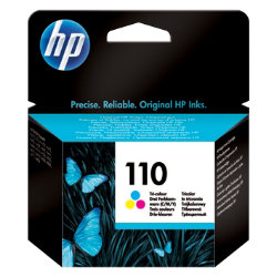 HP 110 Original 3 Colours Ink cartridge CB304AE
