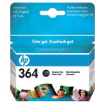 HP 364 Original Photo Black Photo Cartridge CB317EE