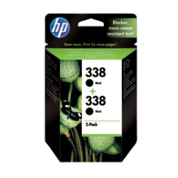 HP 338 Original Black Ink cartridge CB331EE