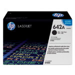 HP 642A Original Black Toner Cartridge CB400A