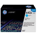 Original HP CB401A LaserJet cyan toner cartridge HP No 642A