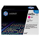 Original HP CB403A LaserJet magenta toner cartridge HP No 642A