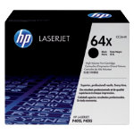 HP No64x Laserjet Black Toner Cartridge CC364X