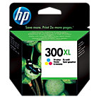 HP 300XL Original 3 Colours Ink cartridge CC644EE
