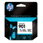 HP 901 Colour Printer Ink Cartridge