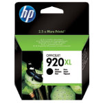 HP 920XL Original Black Ink Cartridge CD975AEBGX