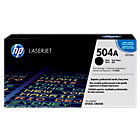 HP 504A Original Black Toner cartridge CE250A