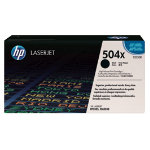HP 504X Original Black Toner Cartridge CE250X
