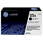 HP 05A Original Black Toner Cartridge CE505A