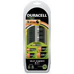 Duracell Multi Battery Charger 6 8hrs Charge Cycle