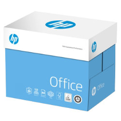 HP Office Paper Quick Box Printer Paper A4 80gsm White 2 500 Sheets