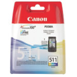 Canon CL 511 Original Ink Cartridge 3 Colours