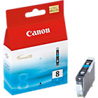 Canon CLI 8C Cyan Printer Ink Cartridge