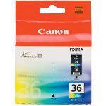 Canon CLI36 Colour Printer Ink Cartridge