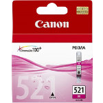 Canon CLI521M Magenta Printer Ink Cartridge