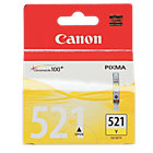 Canon CLI 521Y Original Ink Cartridge Yellow