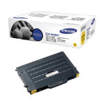 Samsung CLP 500D5Y Yellow Laser Toner Cartridge