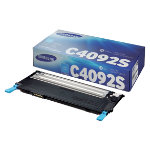 Samsung CLT C4092S Original Toner Cartridge Cyan