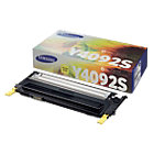 Samsung CLT Y4092S Yellow Laser Toner Cartridge