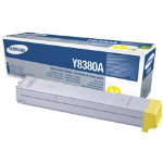 Samsung CLXY 8380A Yellow Laser Toner Cartridge
