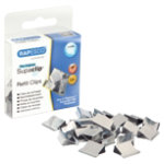 Rapesco Stainless Steel Clips For Supaclip 60 Pack 25