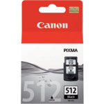 Canon PG 512 Original Black Ink Cartridge 2969B001