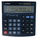 Casio D20 Ter 12 Digit Large Format Calculator