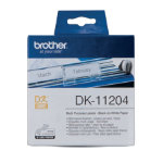 Brother DK 11204 QL Multipurpose Labels 17x54mm White Roll of 400