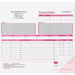 Ease Apart Personalised Purchase Order 2 Part 203 x 178 mm 250 Sets Per Pack