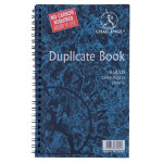 Pukka Pad Wirebound Duplicate Book 210 x 130mm