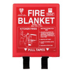 Fire Blanket 1200 x 1200 mm