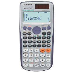 Casio Scientific Calculator FX991ES Plus White