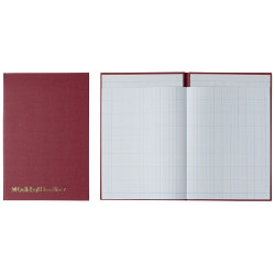 Guildhall 38 Series Headliner Analysis Book 14 Cash Columns Across 2 Pages 298 x 203 mm 80 Pages