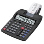 Casio HR200TEC 24 lines per second printing calculator
