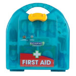 Wallace Cameron Contemporary First Aid Kit Blue 1 10 Persons