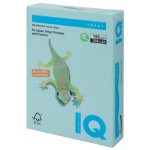 Mondi IQ Coloured Card Mid Blue A4 160gsm