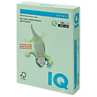 Mondi IQ Coloured Card Mid Green A4 160gsm