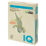 Mondi IQ Coloured Card Pale Yellow A4 160gsm