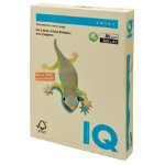 Mondi IQ Coloured Copy Paper Pale Yellow A3 80gsm