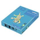 Mondi IQ Coloured Copy Paper Aqua Blue A4 80gsm