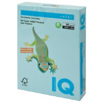 Mondi IQ Coloured Copy Paper Ice Blue A4 80gsm