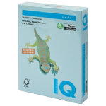 Mondi IQ Coloured Copy Paper Mid Blue A4 80gsm