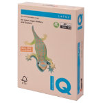 Mondi IQ Coloured Copy Paper Salmon A4 80gsm
