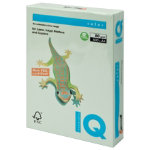 Mondi IQ Coloured Copy Paper Spring Green A4 80gsm
