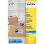 Avery Inkjet Addressing Labels J8166 25 White 150 Labels per pack Box 25