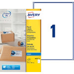 Avery Inkjet Labels J8167 25