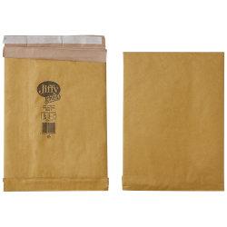 Jiffy Padded Bags Peel And Seal 90gsm Manilla Bag No 4 221 x 350 mm 100 Per Box